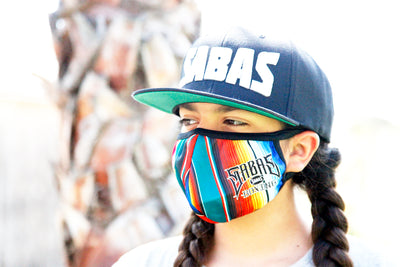 SABAS Mask with filter - Sabas boxing gloves