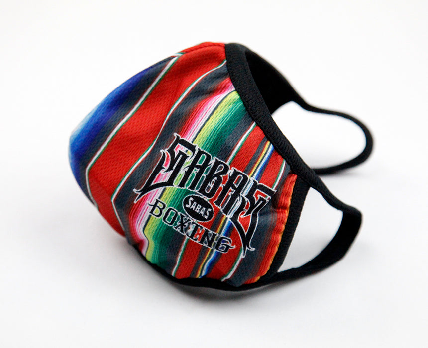 SABAS Mask with filter - Sabas fight gear LLC