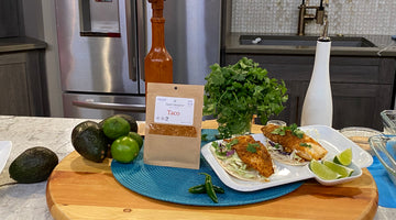 Easy Fish Taco Recipe with Restaurant Quality Taste