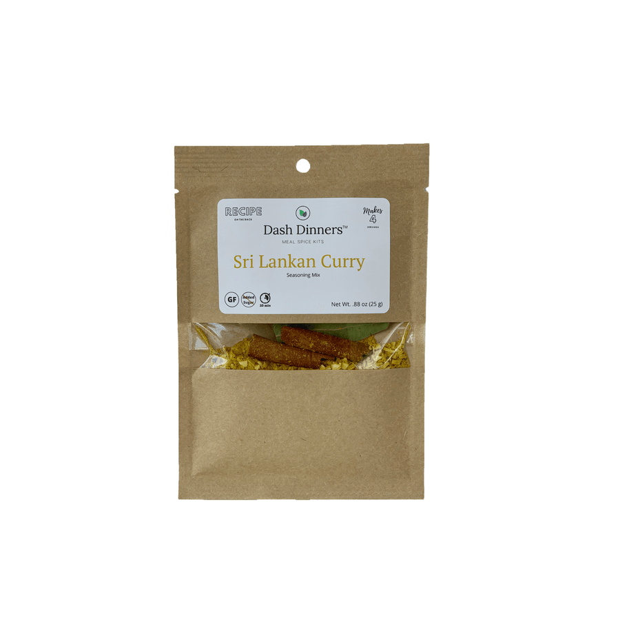Sri Lankan Curry Spice Kit