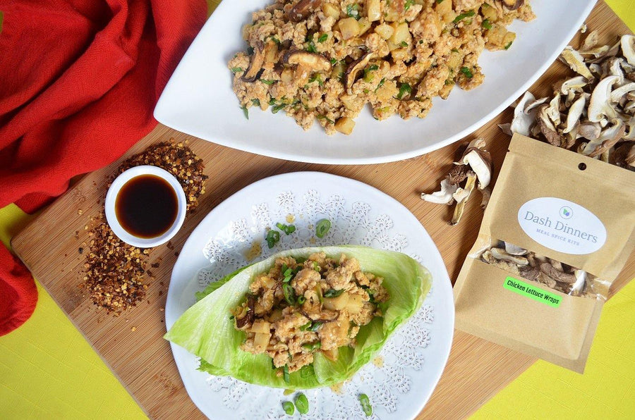 Stir-Fry Lettuce Wrap Spice Kit