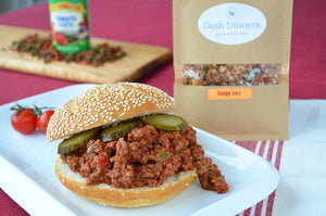 Sloppy Joes Spice Kit for 1-pan dinner