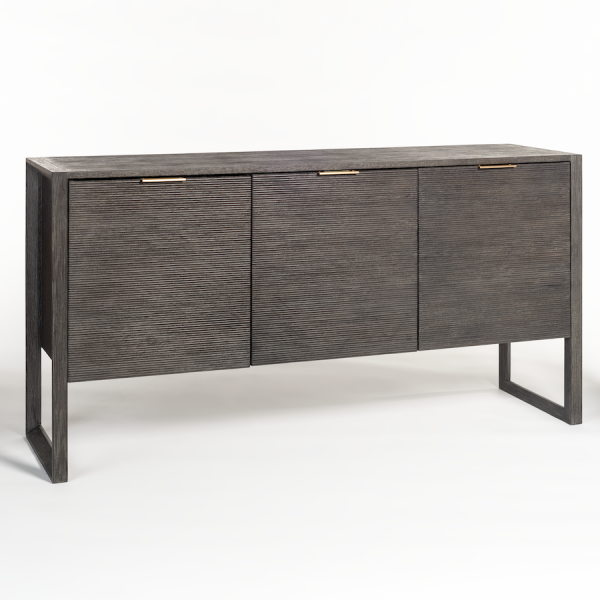 Dexter Sideboard in Brushed Carbon
