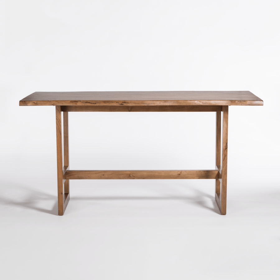 Aspen 72″ Live Edge Gathering Table - Monroe & Kent Home