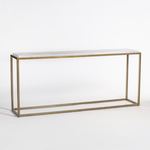 Beckett 72″ Console Table - Monroe & Kent Home