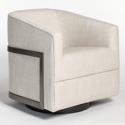 Blaine Occasional Swivel Chair - Monroe & Kent Home