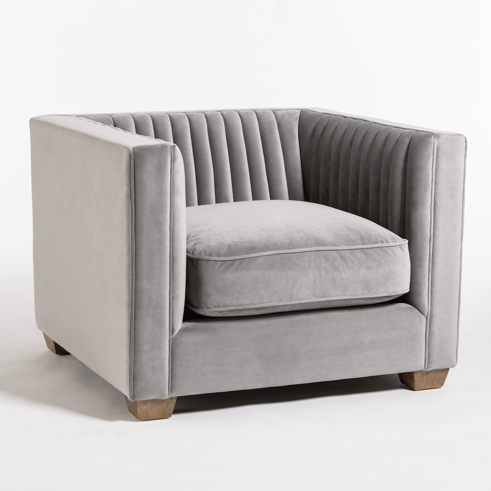 Blake Occasional Chair - Monroe & Kent Home