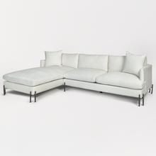 Load image into Gallery viewer, Britton Sectional – Left Facing Chaise - Monroe & Kent Home