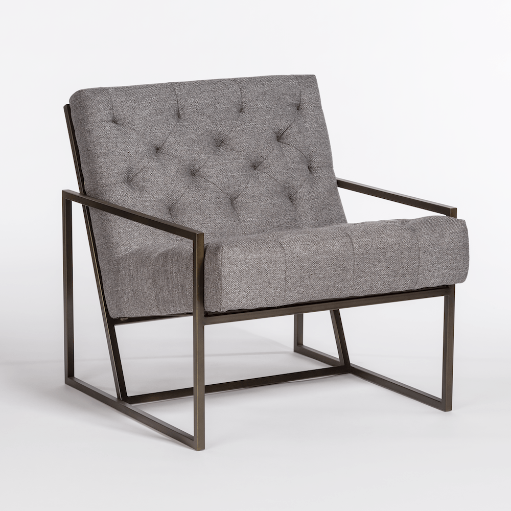 Colton Occasional Chair - Monroe & Kent Home