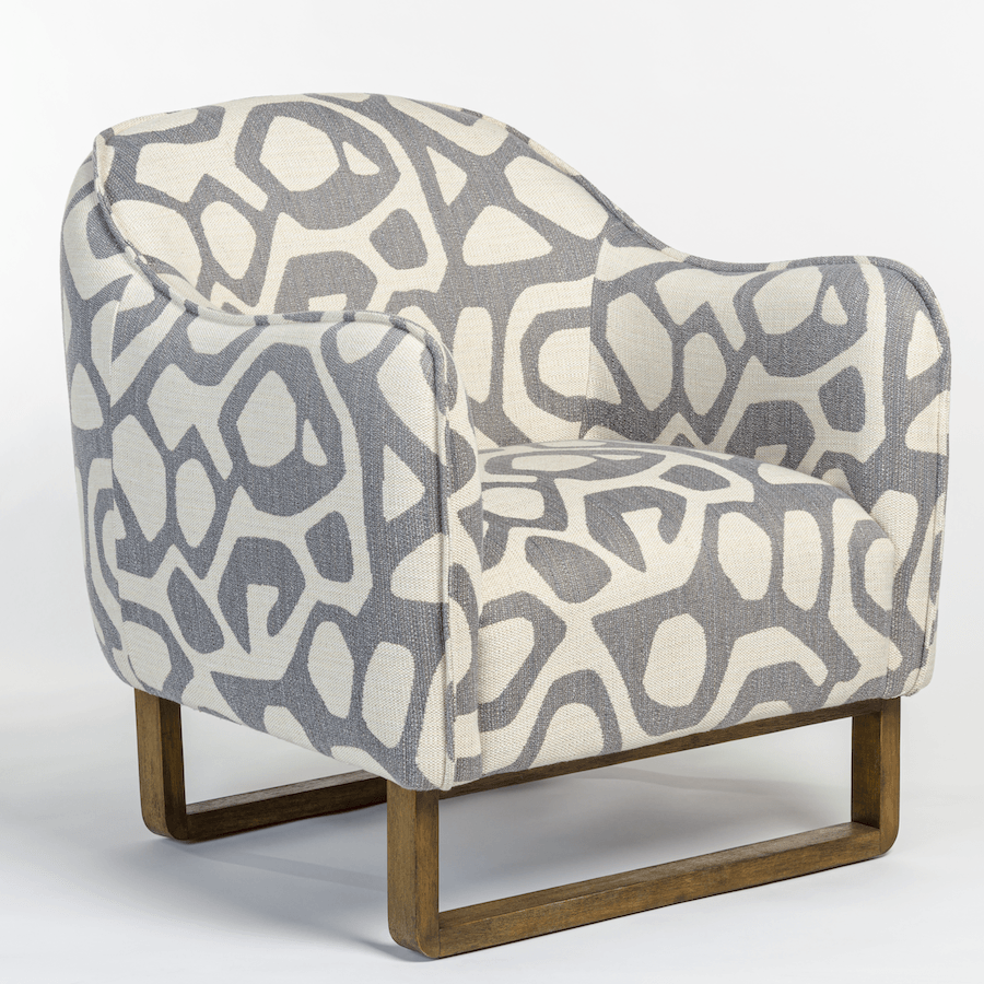 Fitz Occasional Chair - Monroe & Kent Home (4491664130131)