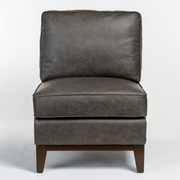 Harlow Sectional – Armless Chair - Monroe & Kent Home