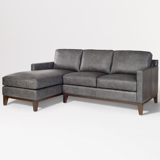 Harlow Sectional – Left Facing Chaise (LAF) - Monroe & Kent Home