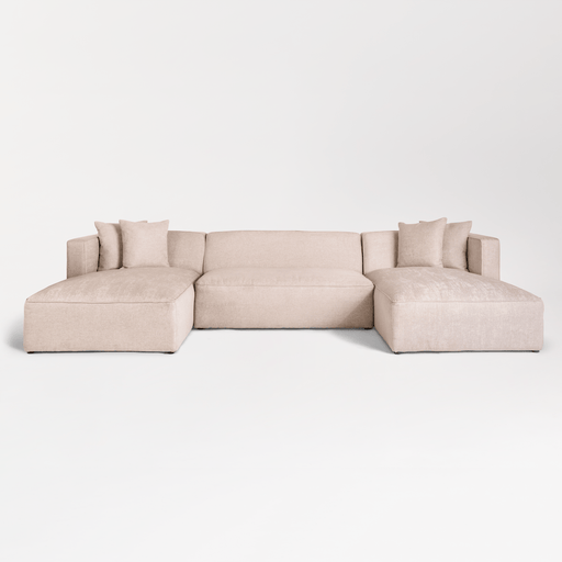 Haven U-shape Sectional - Monroe & Kent Home