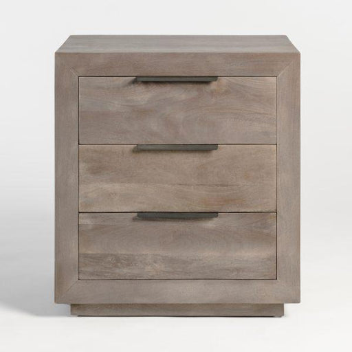 Holden Three Drawer Night Stand - Monroe & Kent Home