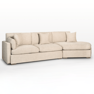 Kayden Sectional – Right Facing Chaise (RAF) - Monroe & Kent Home (4466835095635)