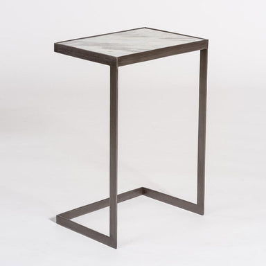Laguna Accent Table in Burnished Riviera - Monroe & Kent Home (4703849447507)