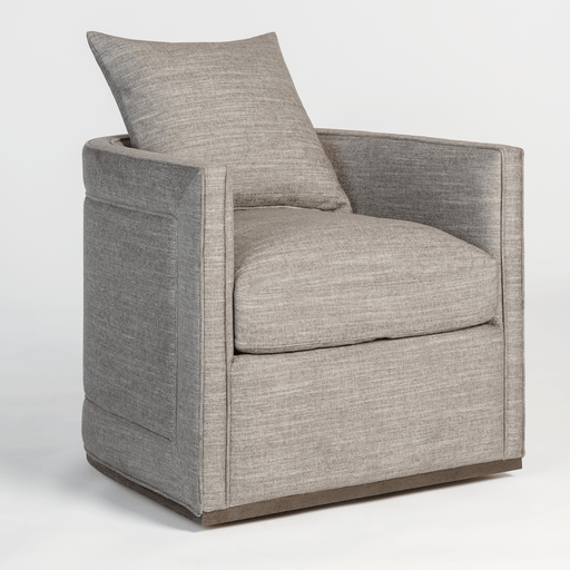 Landon Occasional Swivel Chair - Monroe & Kent Home