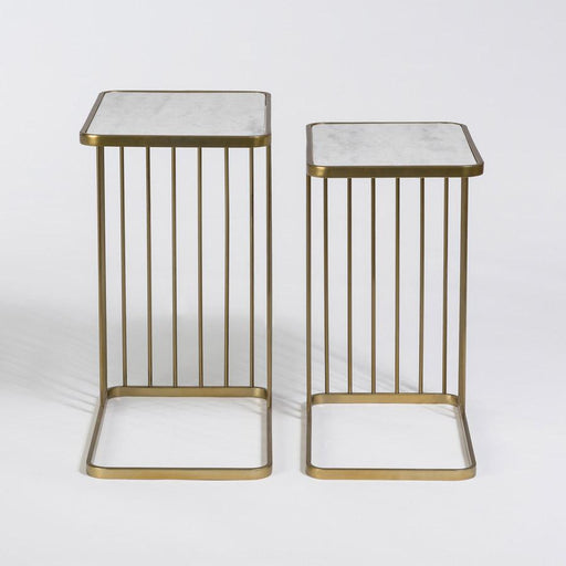 Retro Nesting Tables - Monroe & Kent Home
