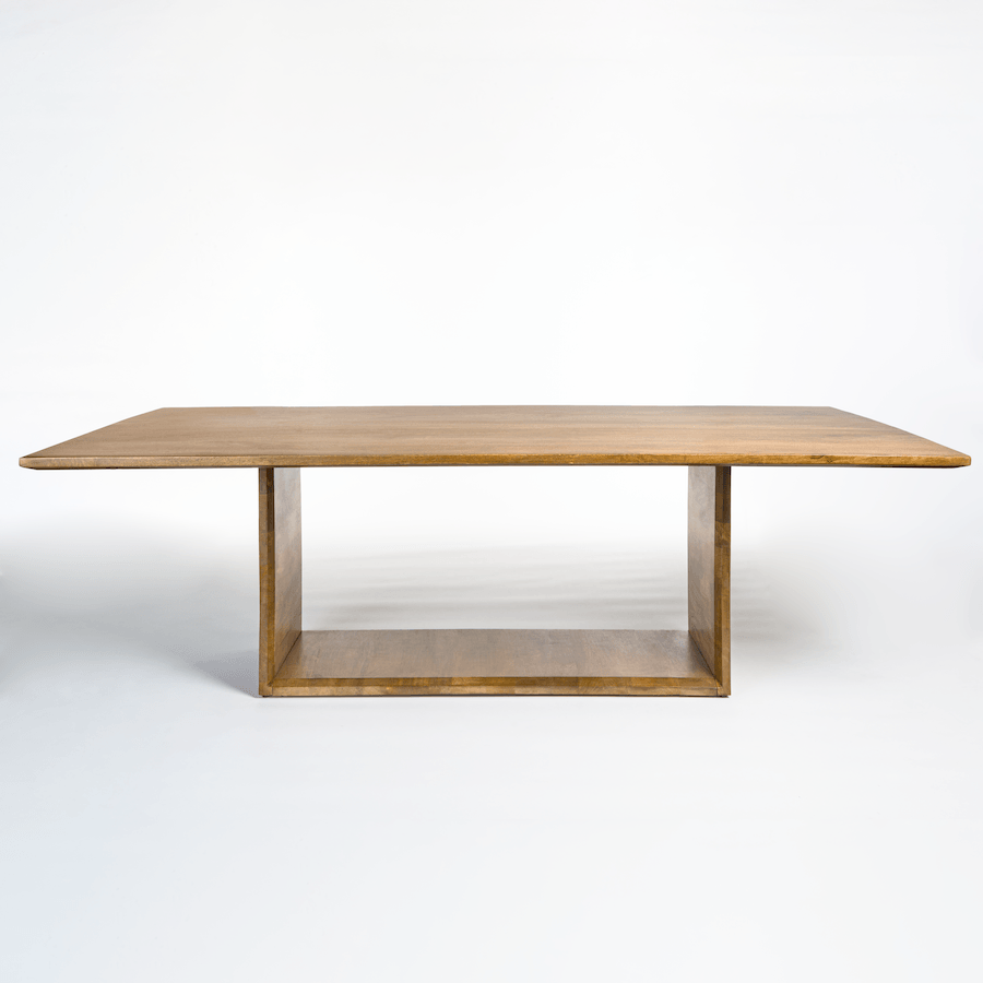 Rhett 96″ Dining Table - Monroe & Kent Home (4704243843155)