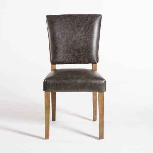 Richmond Dining Chair - Antique Charcoal - Monroe & Kent Home