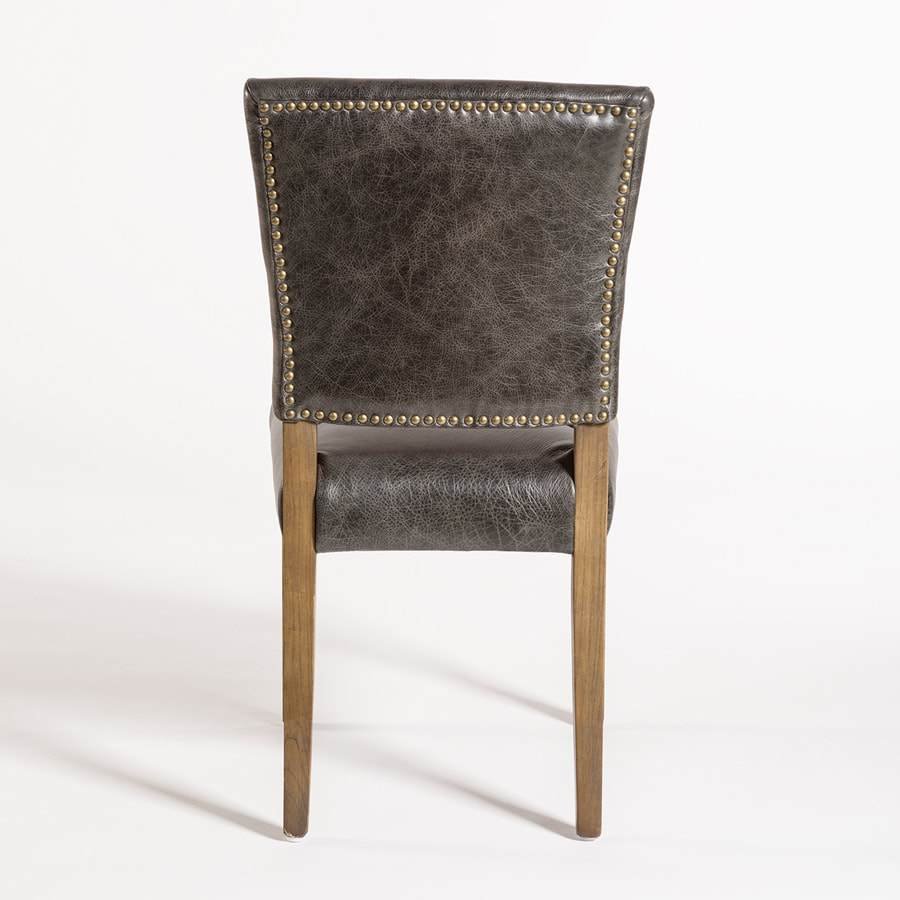 Richmond Dining Chair - Antique Charcoal - Monroe & Kent Home (4491545411667)