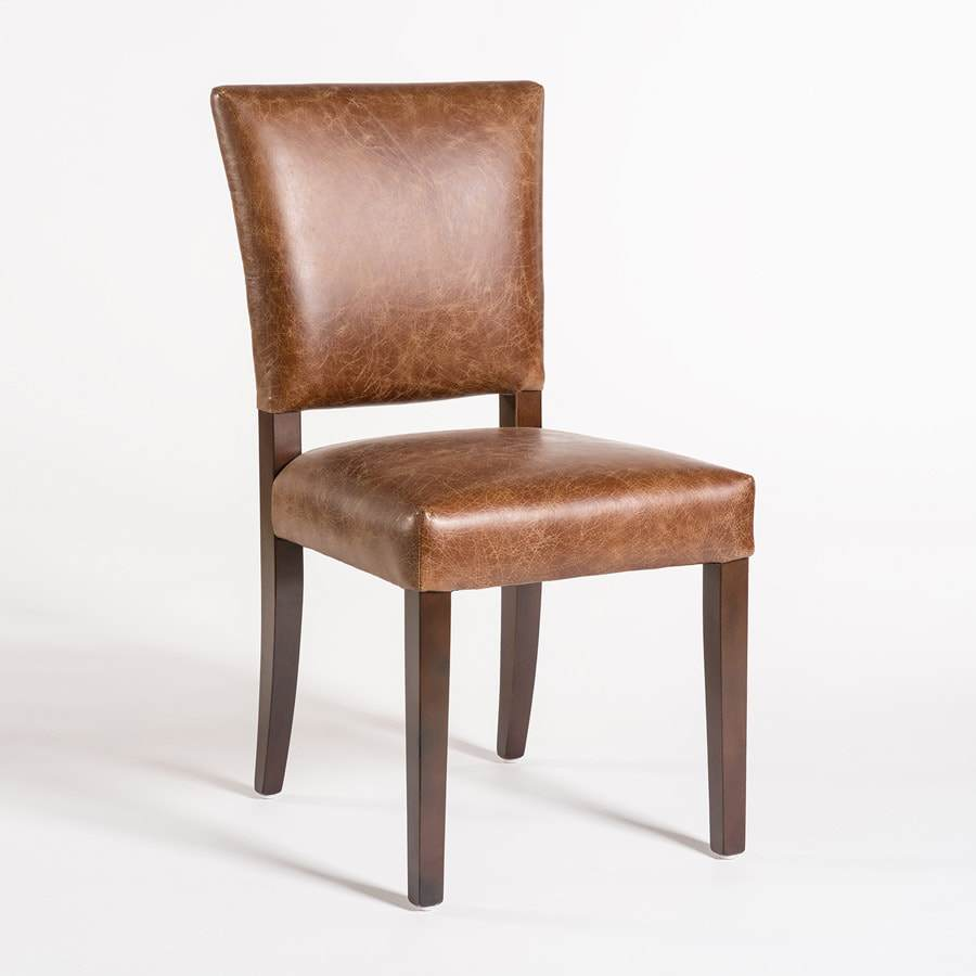 Richmond Dining Chair - Distressed Clay - Monroe & Kent Home (4491545608275)