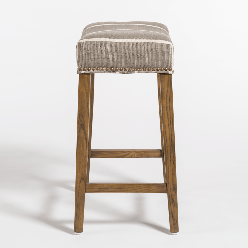 Saddle Bar Stool - Monroe & Kent Home (4704258588755)