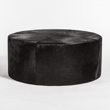 St Francis Large Leather Ottoman - Monroe & Kent Home (4472737038419)