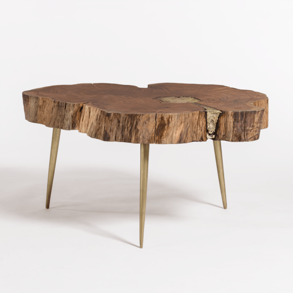 Vail Molten Coffee Table - Monroe & Kent Home