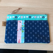 Load image into Gallery viewer, Anchor Claire pouch