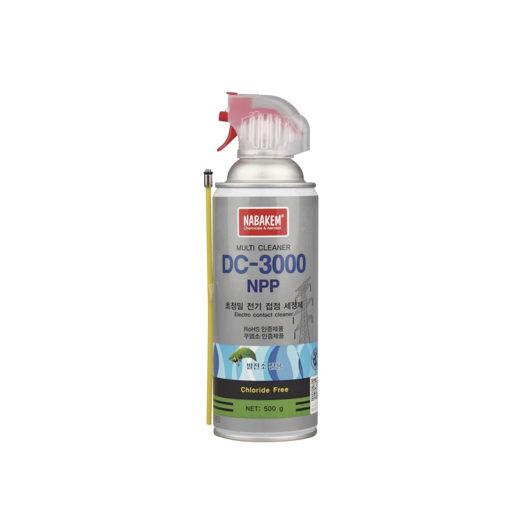 DC-3000 NPP - Non Flammable Electro Contact Cleaner