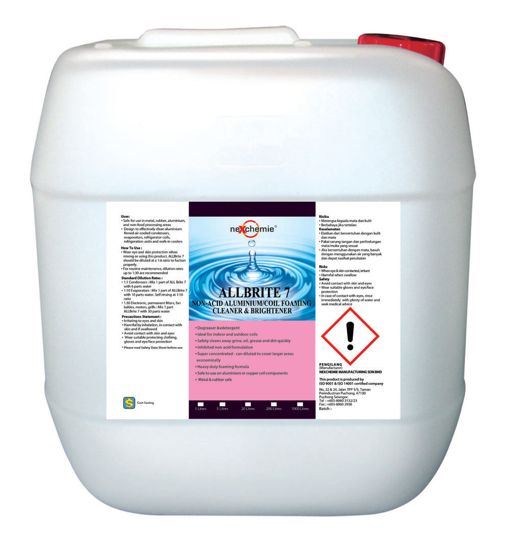 ALLBRITE 7 CONCENTRATE