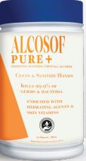 Wipes - Alcosof Pure +