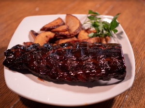 Open image in slideshow, Smoked Back Ribs - THURSDAY SPECIAL