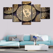 Laden Sie das Bild in den Galerie-Viewer, Bitcoin-Art