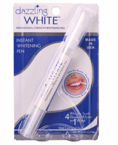 1pc Fashion New Profession Rotary Peroxide Gel Tooth Cleaning Bleaching Kit Dental White Teeth Whitening Pen - Vipbeautycompany