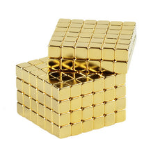 Load image into Gallery viewer, 64 pcs 5mm Blocks Building Blocks Super Strong Stress and Anxiety Relief Office Desk - Vipbeautycompany