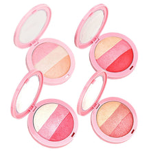 Load image into Gallery viewer, 1pcs-3-colors-by-nanda-baked-blush-makeup-cosmetic-natural-baked-blusher-powder-palette-charming-cheek-color-make-up-face-blush - Vipbeautycompany