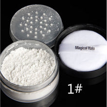 Load image into Gallery viewer, 1pcs-magical-halo-long-lasting-loose-powder-waterproof-matte-setting-powder-with-puff-concealer-light-banana-powder-mineral-makeup - Vipbeautycompany
