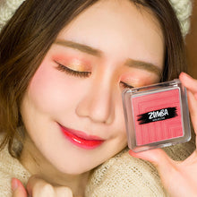Load image into Gallery viewer, 2 Colors Dry Portable / Casual / Daily Blush China Simple / Portable Simple / Portable / Fashionable Design Formal / Daily Wear / Casual / Daily Quadrate Makeup Cosmetic - Vipbeautycompany