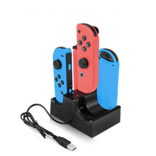 Load image into Gallery viewer, switch Type-c Batteries and Chargers For Nintendo Switch ,  Stand with Adapter / Quick-Charging Batteries and Chargers unit - Vipbeautycompany