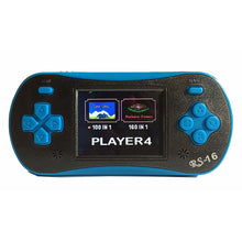 Load image into Gallery viewer, RS-16 Retro Handheld Game Player for Kids Portable Gaming System Video Game Player 2.5 LCD Built-in 260 Classic Games - Vipbeautycompany