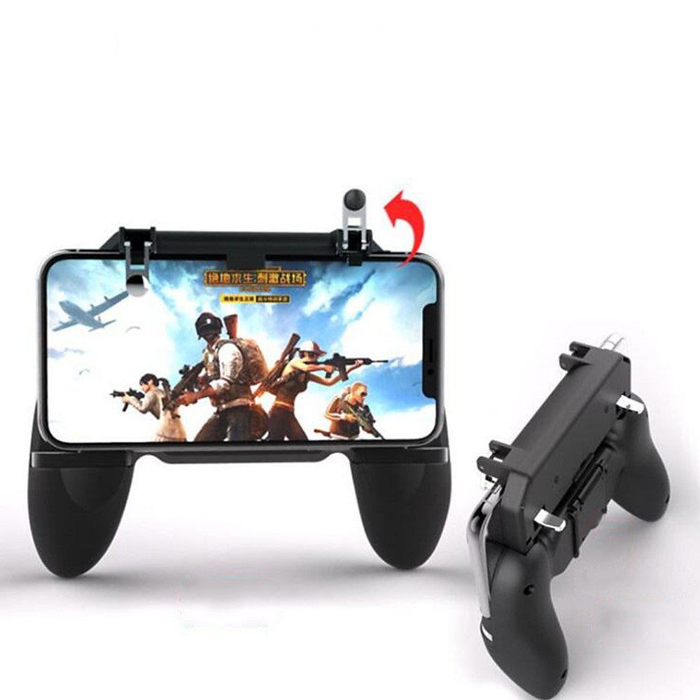 New W10 Wireless Control Controller Gamepad for Android and For IOS Phone Games for PUBG Knives Out Rules of Survival - Vipbeautycompany