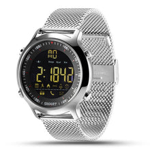 Load image into Gallery viewer, Smartwatch EX18 for iOS / Android Calories Burned / Long Standby / Water Resistant / Water Proof / Exercise Record / Distance Tracking Stopwatch / Pedometer / Call Reminder / Activity Tracker / Sleep - Vipbeautycompany
