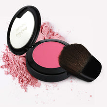 Load image into Gallery viewer, 1pcs-long-lasting-maquiagem-brand-blusher-makeup-palette-powder-natural-make-up-blush-bronzer-with-brush-for-all-skin-types - Vipbeautycompany