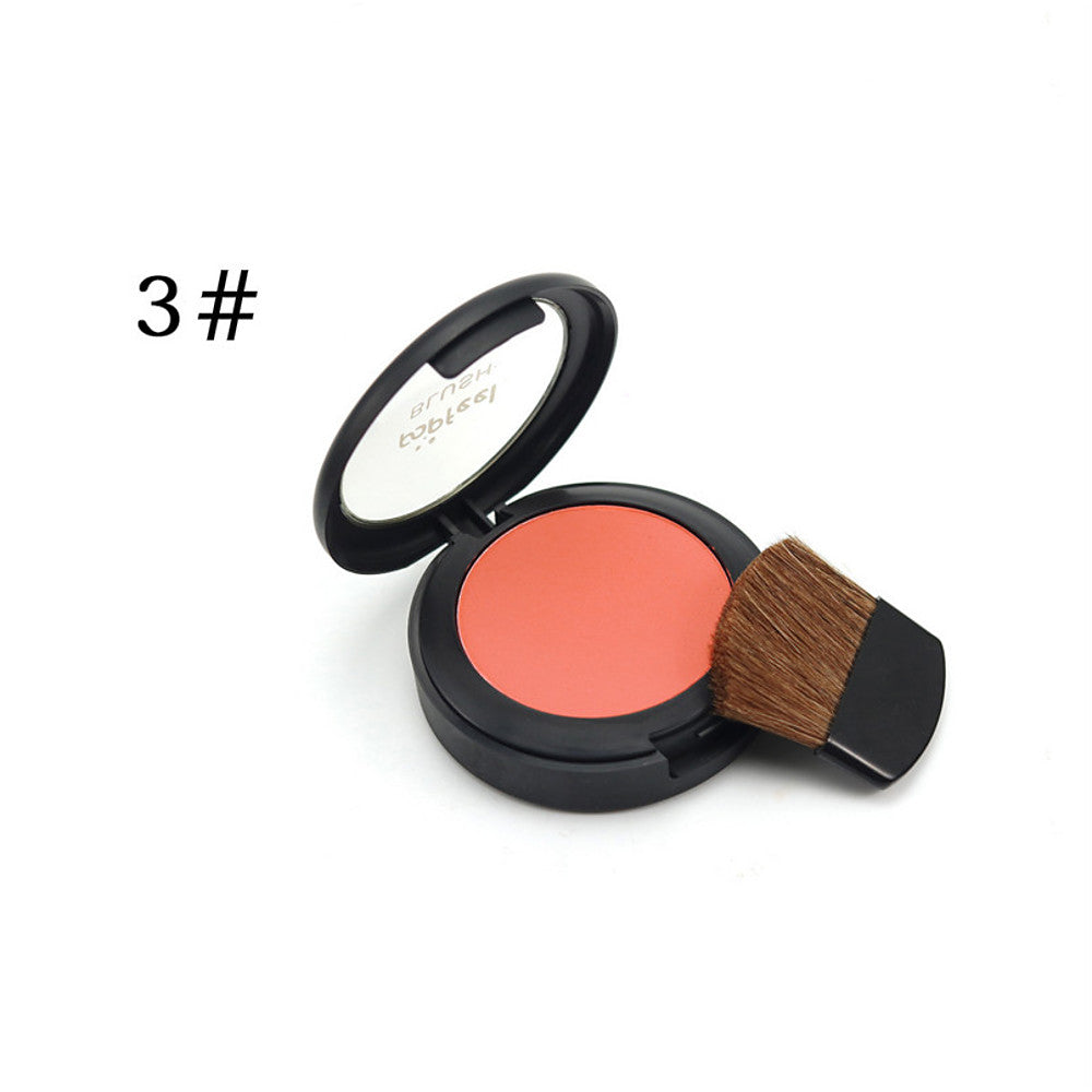 1pcs-long-lasting-maquiagem-brand-blusher-makeup-palette-powder-natural-make-up-blush-bronzer-with-brush-for-all-skin-types - Vipbeautycompany