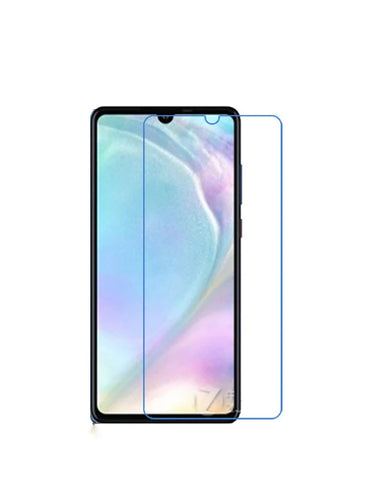 HuaweiScreen ProtectorHuawei P30 High Definition (HD) Front Screen Protector 1 pc Tempered Glass - Vipbeautycompany