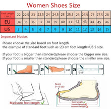 Load image into Gallery viewer, 2020 summer Classic Women's Fashion Single Shoes Pointed Rhinestone Mesh Breathable High Heels Red Bottom - Vipbeautycompany