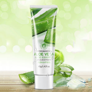 40 Galoe Vera Gel Face Skin Care Acne Cream Oil Control Acne Products Face Cream Beauty Face Moisturizing Cream Anti Wrinkle - Vipbeautycompany