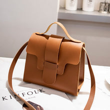 Load image into Gallery viewer, Casual Small Leather Crossbody Bags for Women 2019 Design Women PU Leather Handbags Tote Shoulder Bags Messenger Bolso Mujer - Vipbeautycompany